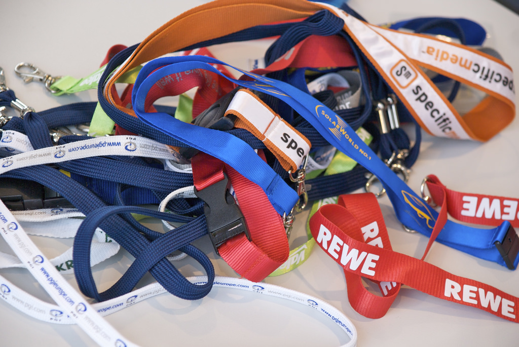 Need custom lanyards? You've come to the right place!