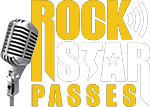 For Top Quality Printing on Your Event Passes, call RockStar.
